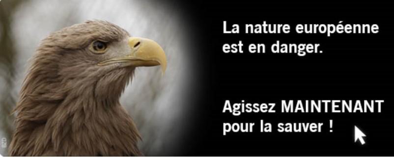 Nature en alerte