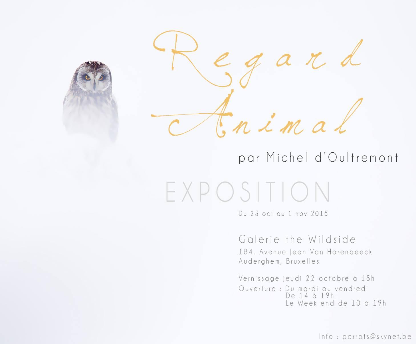 Exposition photographique Michel d'Oultremont