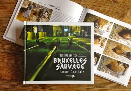 Livre Bruxelles Sauvages Faune Capitale